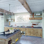 Great Shabby Chic Kitchen Design Ideas